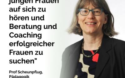 Prof. Scheunpflug, Pädagogik