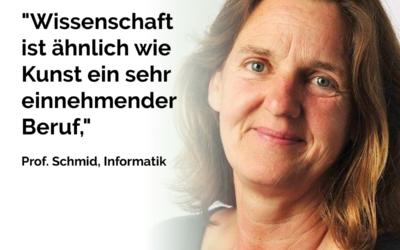 Ute Schmid, Informatik